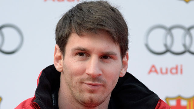 News video: Lionel Messi Biopic In Production