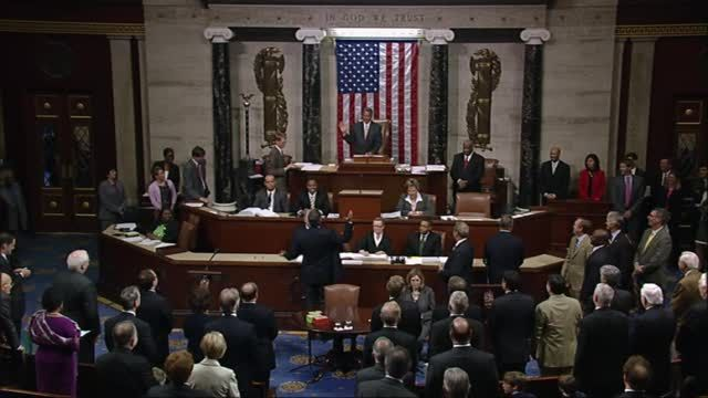 News video: Raw: Ex-SC Gov. Sanford Sworn Into Congress
